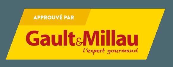 Logo Approuvé par Gault et Millau