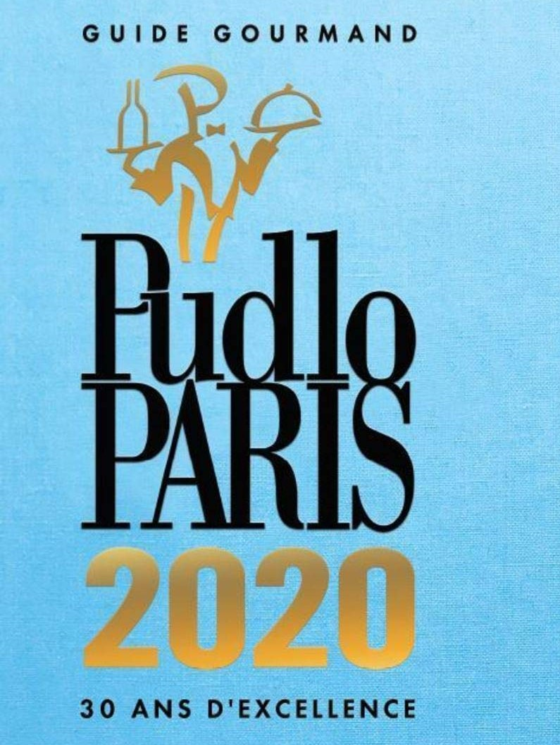 Logo Pudlo Paris 2020